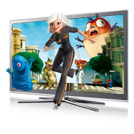 Samsung UE46C8000 3D television   review