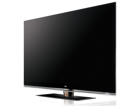 LG 47LE8900 television   review