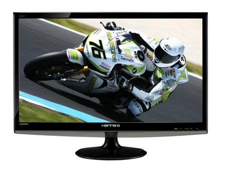 HannsG HL231 monitor   review