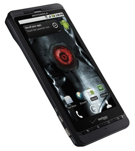 Droid X by Motorola review