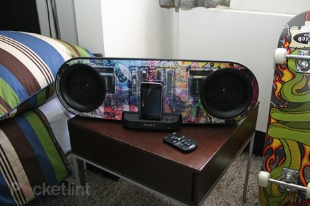 Sony RDH-SK8iP iPod dock   - photo 1