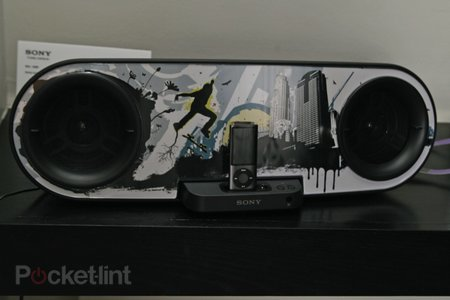 Sony RDH-SK8iP iPod dock   - photo 4