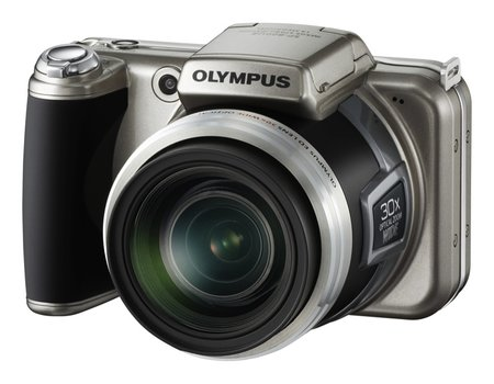 Olympus SP-800UZ   review