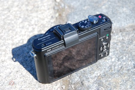 First Look: Panasonic Lumix DMC-LX5 review