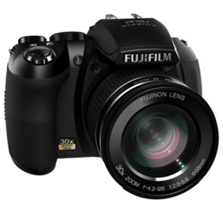 Fujifilm FinePix HS10   review