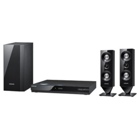 Samsung HT-C6200 2.1 Blu-ray home cinema system   review