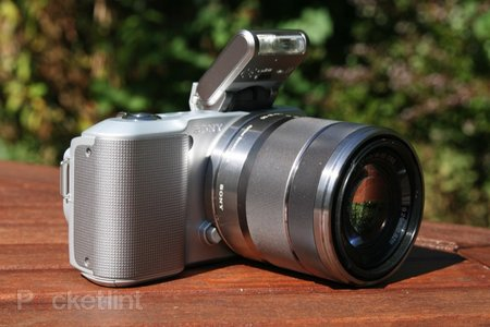 Sony Alpha NEX-3   review