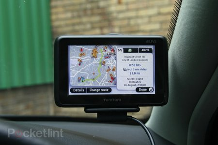 TomTom Go 1000 Live review