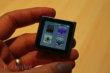 First Look: Apple iPod nano