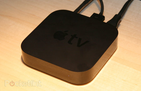 First Look: Apple TV