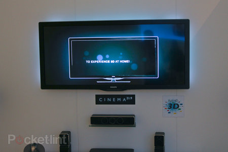 First Look: Philips 3D Cinema 21:9 Platinum