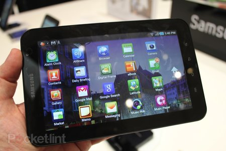 First Look: Samsung Galaxy Tab review - photo 2