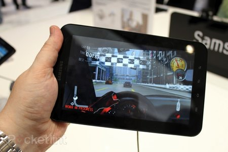 First Look: Samsung Galaxy Tab review - photo 6