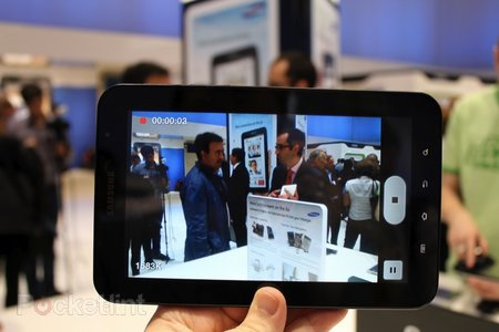 First Look: Samsung Galaxy Tab review - photo 7