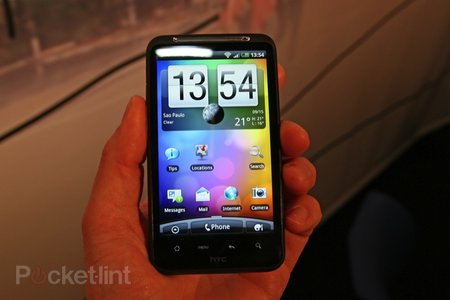 First Look: HTC Desire HD