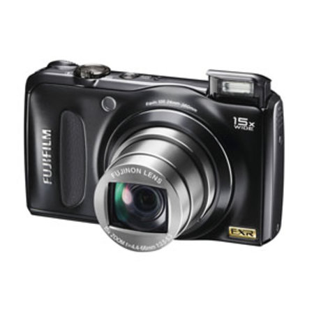 Fujifilm FinePix F300EXR   review