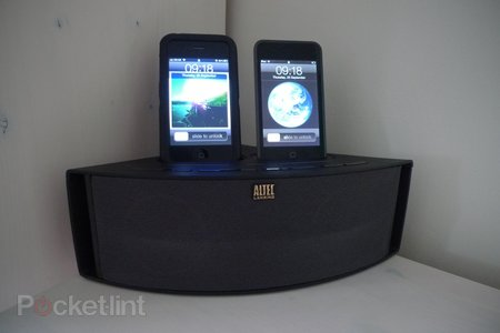 Altec Lansing Octiv 202 Dual Audio Dock