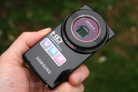 Samsung HMX-U20   review