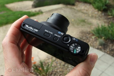 Canon PowerShot S95   review