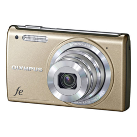Olympus FE-5050   review