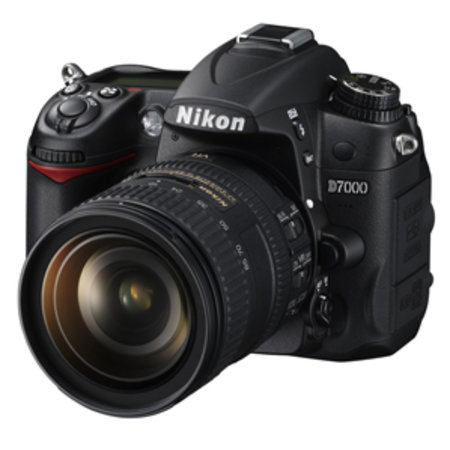 Nikon D7000   review - photo 1
