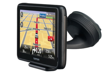 TomTom Go 2505 review