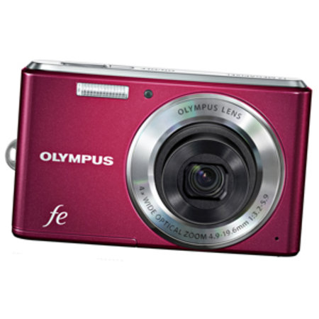 Olympus FE-4050 review