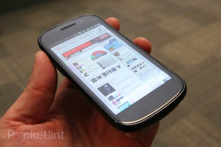First Look: Google Nexus S
