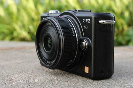 Panasonic Lumix DMC-GF2   review