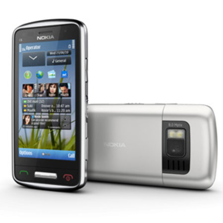 Nokia C6-01 review