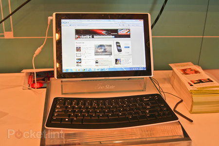 First Look: Asus Eee Slate EP121 review