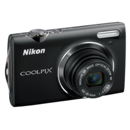 Nikon Coolpix S5100   review