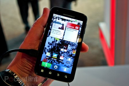 First Look: Motorola Atrix 4G