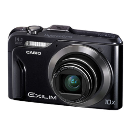 Casio Exilim EX-H20G   review