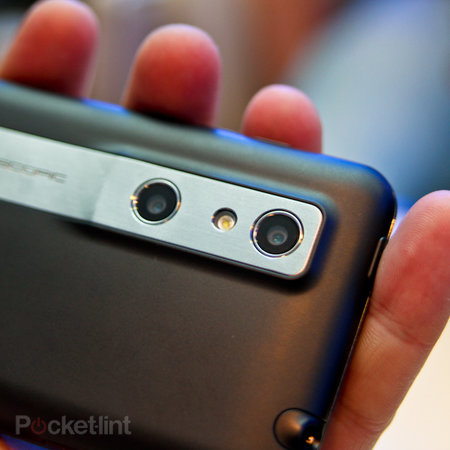 First Look: LG Optimus 3D