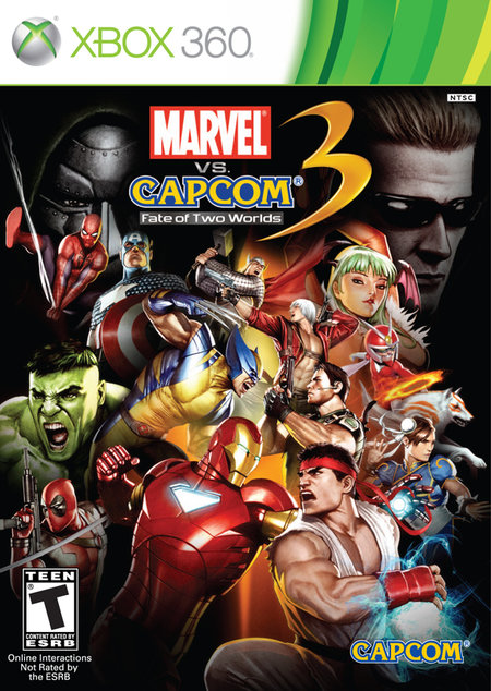 Marvel vs Capcom 3: Fate of Two Worlds   review - photo 2