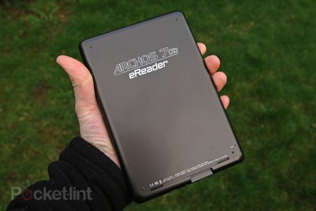 Archos 70b eReader   review - photo 10