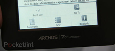 Archos 70b eReader   - photo 6