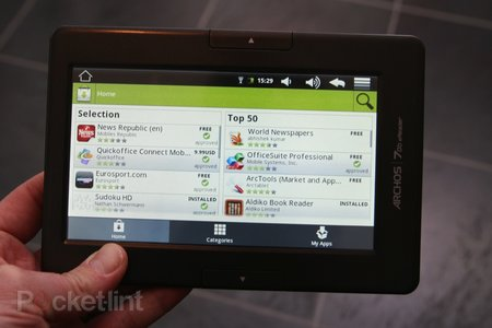 Archos 70b eReader   review - photo 8