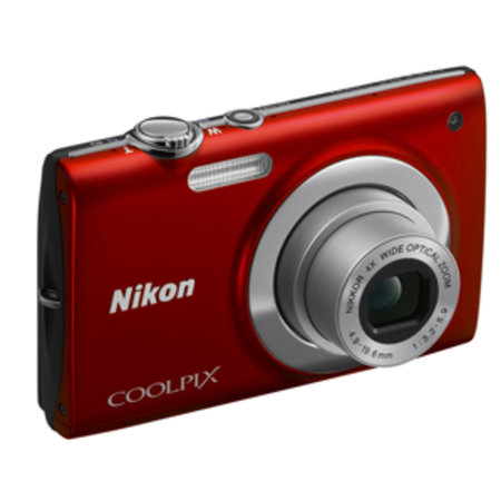 Nikon Coolpix S2500   review