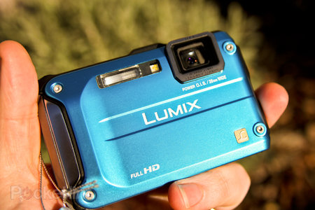 Panasonic Lumix DMC-FT3   review