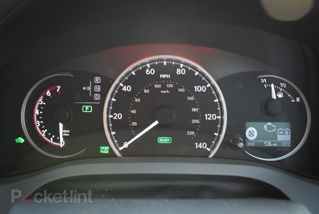 Lexus CT200h SE-I   - photo 13