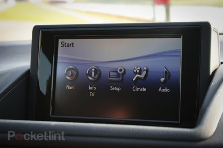 Lexus CT200h SE-I   review - photo 14