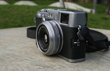 Fujifilm FinePix X100   - photo 3