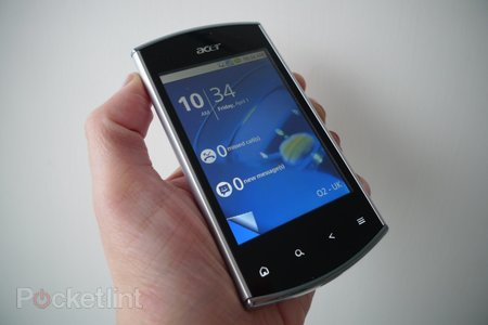 Acer Liquid Mini E310 review