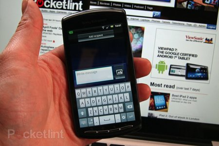 Sony Ericsson Xperia Play   review - photo 32