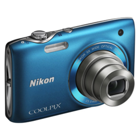 Nikon Coolpix S3100   review