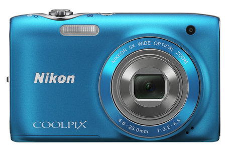 Nikon Coolpix S3100   - photo 2