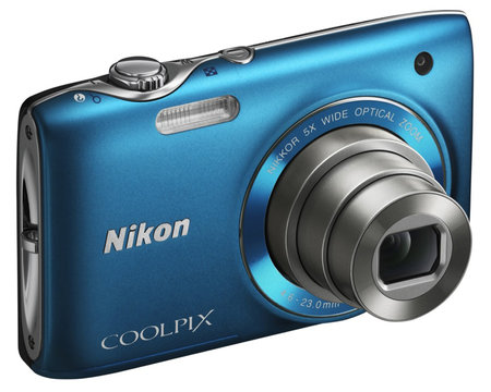 Nikon Coolpix S3100   - photo 4