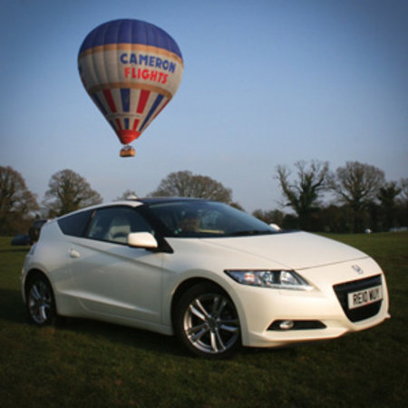 Honda CR-Z GT 1.5 i-VTEC IMA Hybrid review